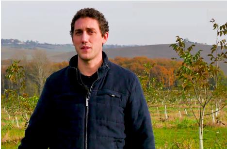 Clément touzouli arboriculture telaqua irrigation connectée