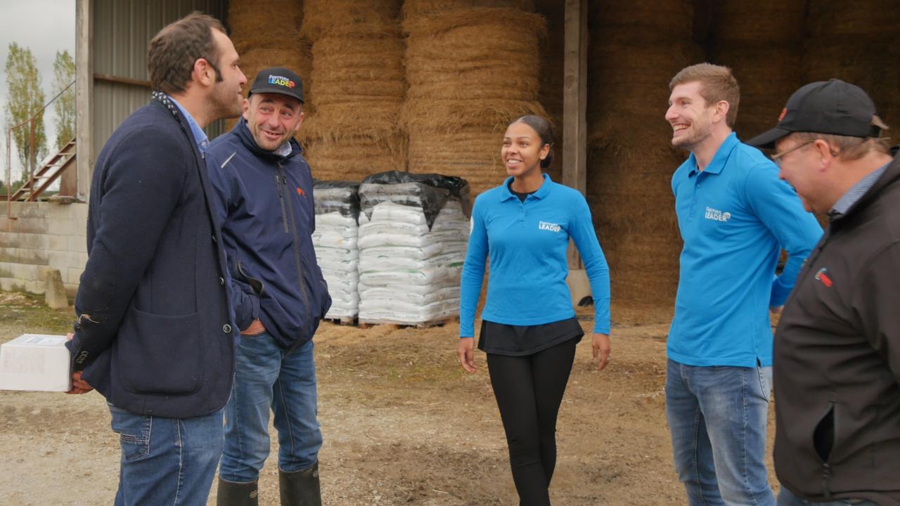 oxeau metering élevage interview agriculteur
