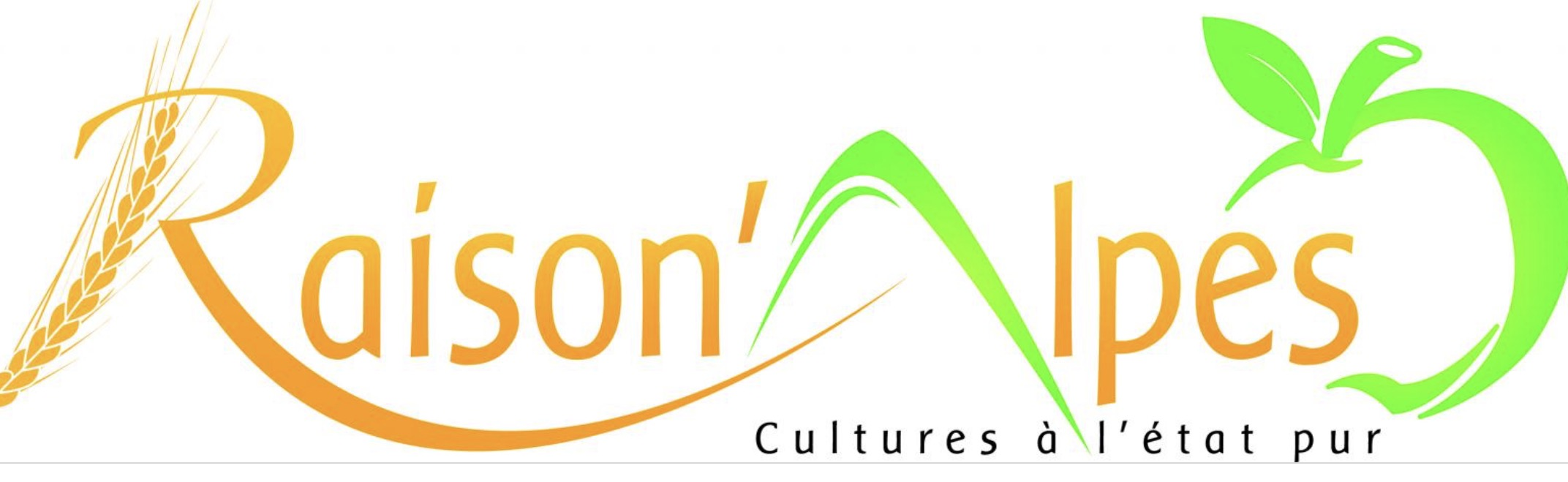 logo Raison'Alpes Cultures à l'état pur