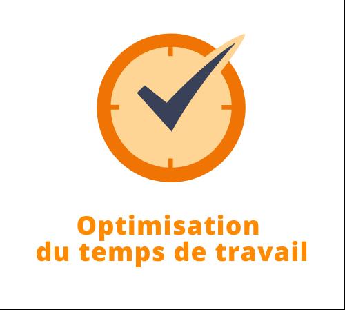 Optimisation du temps de travail