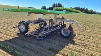 Robot Farmdroid