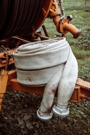 enrouleur irrigation maïs